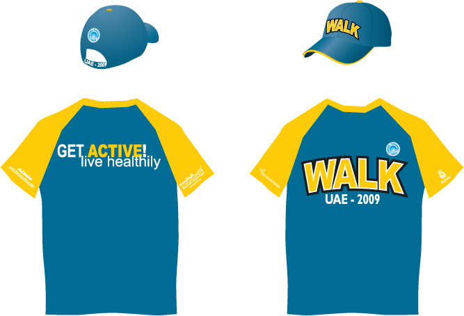 walk 2009 diabetes UAE