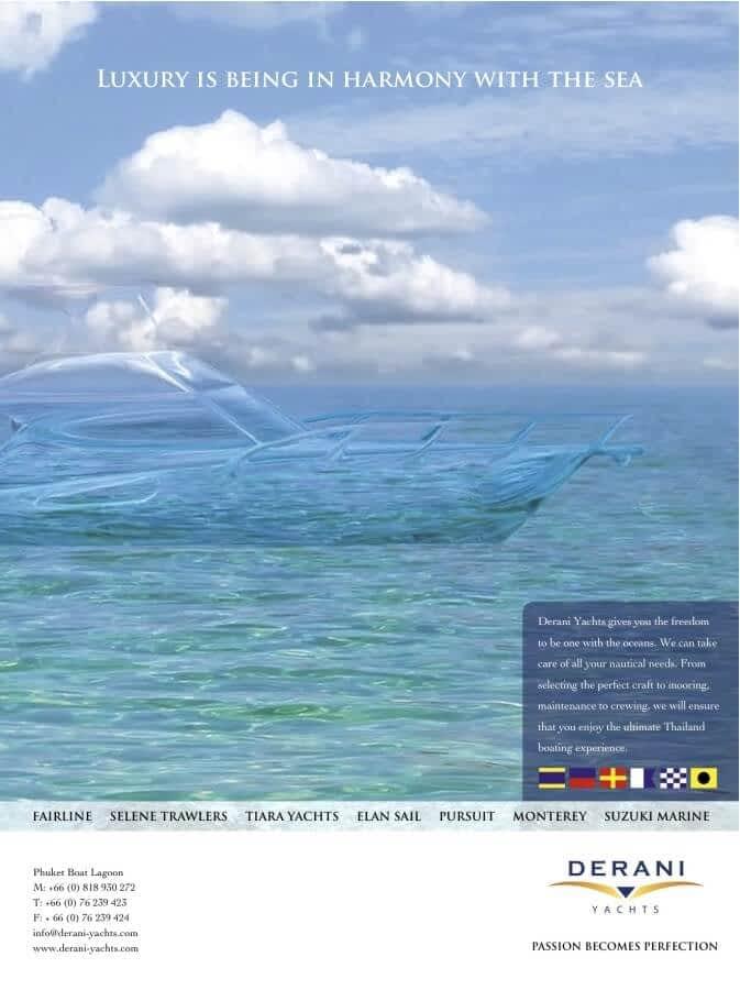 Derani yacht water boat